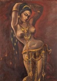 dancer by agus djaya