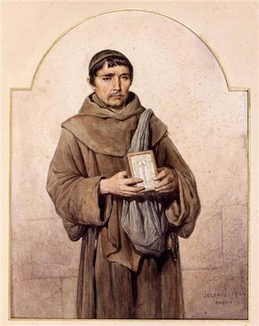 moine palermitain by théodore valerio