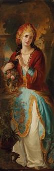 orientalin (ladenschild) by anonymous (19)