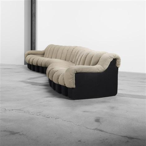 Exceptional Ds 600 Organic Sofa By Eleonora Peduzzi Riva, Heinz Ulrich, Klaus Vogt And  Ueli