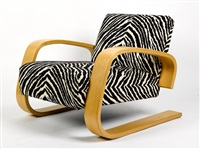 lounge chair 400 by alvar aalto