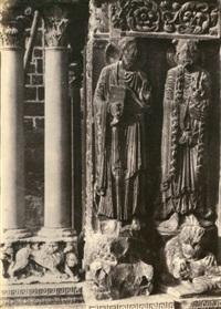 st gilles abbaye saint-gilles du gard by charles nègre