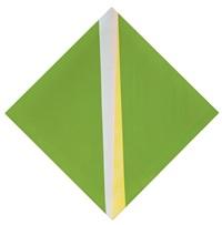 verdichtung von grün zu helligkeit by max bill