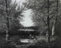 landscape by nicolas rousseau