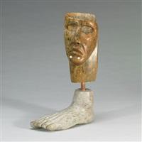 shaman's mask by wayne nataway