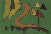 heraldry in the landscape by arthur dove