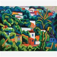 favela azul by inimá de paula