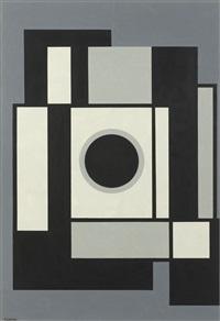 zwart en grijs by amédée cortier