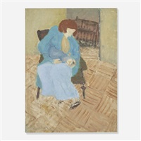young mother by milton avery