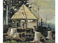 lady fire lookout during the period 1913-1926 by keith c. smith
