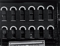 chicago, facade 7 by aaron siskind