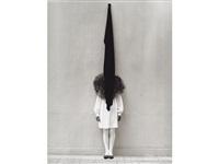 leslie weiner, yohji yamamoto, london by albert watson