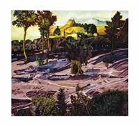 landscape no. 3 by nurit david