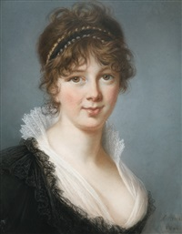 portrait de mrs spencer perceval by elisabeth louise vigée le brun
