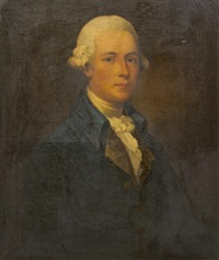 portrait of lord athburton by thomas gainsborough