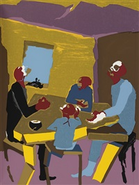 hiroshima (vol. w/8 works) by jacob lawrence