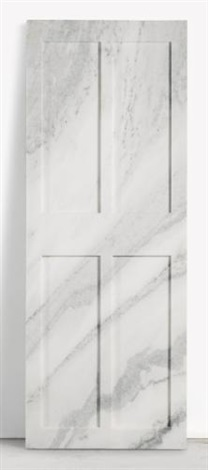 marble door by ai weiwei
