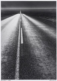 u.s. 285, new mexico by robert frank
