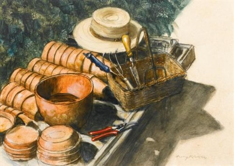 potting gear by henry koehler
