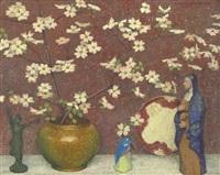dogwood - the blue nun by emma fordyce macrae