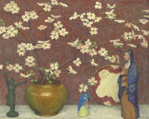 dogwood the blue nun by emma fordyce macrae