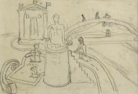 Bagni misteriosi by Giorgio de Chirico on artnet