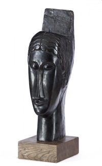 testa by amedeo modigliani