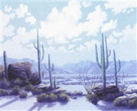 arizona moonlight by richard kruger