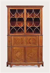 secretaire cabinet by george washington jack