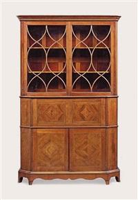 secretaire cabinet by george washington jack