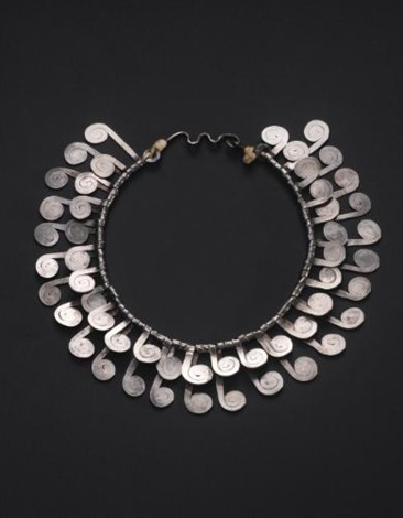 untitled necklace by alexander calder