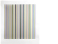 brouillard by bridget riley