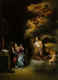die verkündigung an maria by françois verwilt