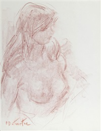 untitled 1 (nude) by pierre eugène duteurtre