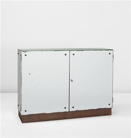 cabinet by jacques adnet