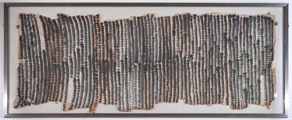 brush imprints by leon adriaans