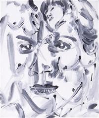 self-portrait by luciano castelli