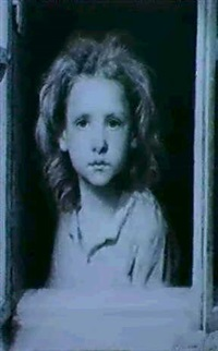 portrait of a child by ivan nikolaevich kramskoy