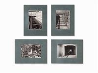 verschalungen (4 works) by albert renger-patzsch
