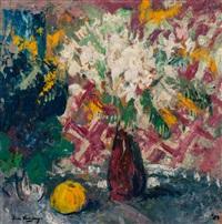 abundance of flowers by kees verwey