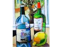window bottles by geoffrey key