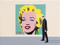 admiring marylin by ken o'neill