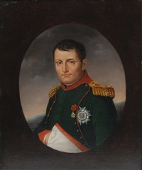 napoleon bonaparte by jacques-louis david
