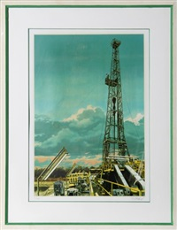 oil well by tom blackwell