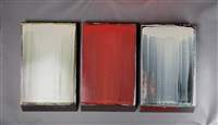colour collection (3 works) by ciaran lennon