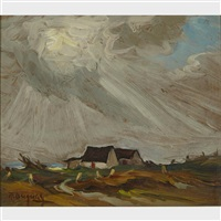 landscape by rodolphe duguay