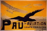 pau - aviation by ernest gabard