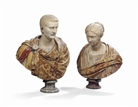 busts of augustus and faustina the younger (pair) by anonymous-italian-rome (17)