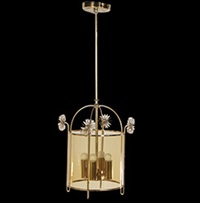 chandelier by paavo tynell