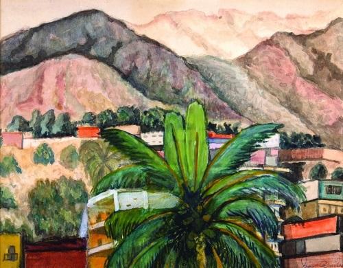paisaje tropical by ignacio aguirre